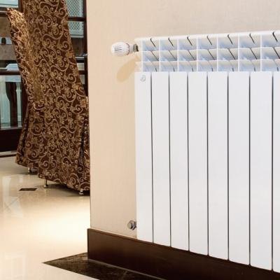 Установка замена радиаторов отопления
